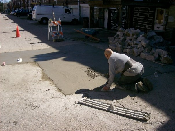 We are the best concretors in Sydney.