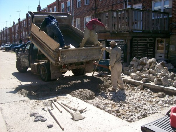 We are the expert concretor in Sydney.