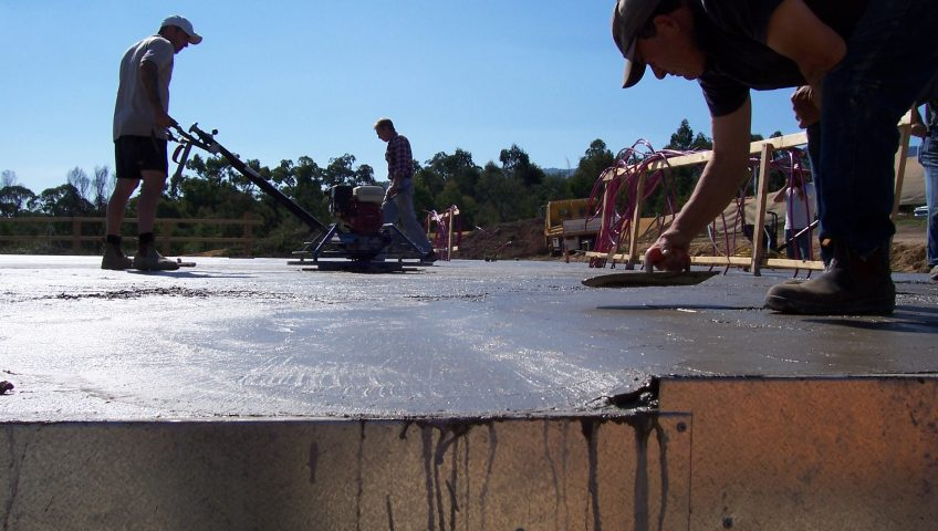 We are the best concreters in Sydney.